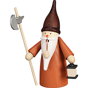 Smokers Professions Smoker - Gnome Nightwatchman - 16 cm / 6.3 inch