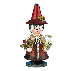 Smokers Misc. Smokers Smoker - Gnome Sandel Fairy - 14 cm / 5,5 inch