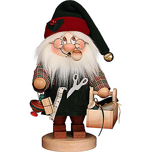 Smokers Santa Claus Smoker - Gnome Santa - 28,5 cm / 11.2 inch