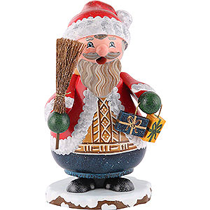 Smokers Santa Claus Smoker - Gnome Santa Claus Nico 14 cm / 5 inch