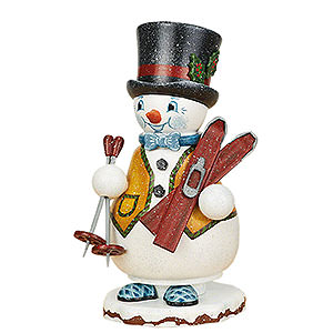 Smokers Professions Smoker - Gnome Ski Teacher 14 cm / 5 inch
