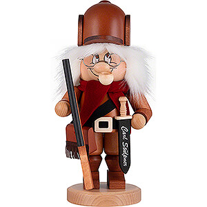 Smokers Famous Persons Smoker - Gnome Stülpner Karl - 29,5 cm / 11.6 inch