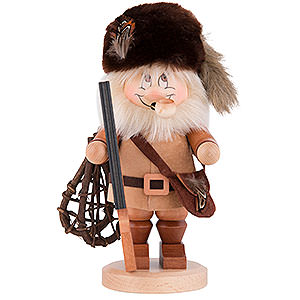 Smokers Professions Smoker - Gnome Trapper - 28,5 cm / 11.2 inch