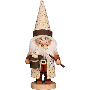 Smokers Professions Smoker - Gnome Wizard - 37,5 cm / 14.8 inch