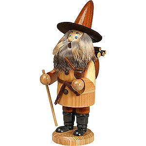 Smokers Professions Smoker - Gnome Wood Gatherer, Natural - 22 cm / 9 inch