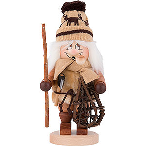 Smokers Professions Smoker - Gnome Woodworker - 30,5 cm / 12 inch