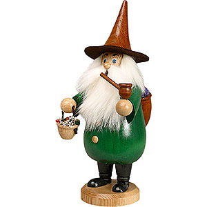 Smokers Hobbies Smoker - Herb-Dwarf Green - 19 cm / 7.5 inch