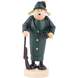 Smokers Professions Smoker - Hunter - 26 cm / 10 inch