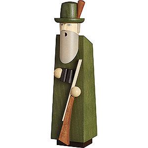 Smokers Professions Smoker - Hunter - Limited Edition - 32 cm / 12.6 inch