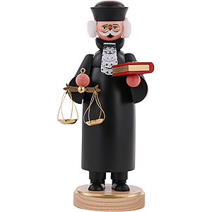 Smokers Professions Smoker - Judge - German District Court - 22 cm / 9 inch