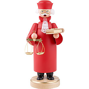 Smokers Professions Smoker - Judge - German Supreme Court - 22 cm / 9 inch