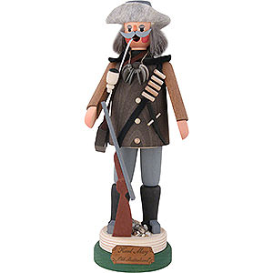 Smokers Famous Persons Smoker - Karl May - 27 cm / 10.6 inch