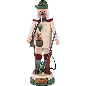 Smokers Famous Persons Smoker - Karl Stülpner - 26 cm / 10.3 inch