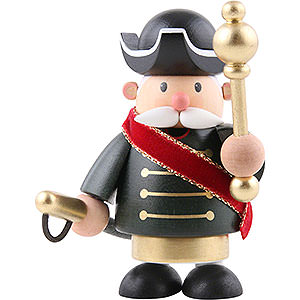Smokers Famous Persons Smoker - King of Saxony - 10 cm / 4 inch