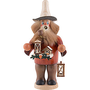 Smokers Professions Smoker - Lantern Salesman - 20,5 cm / 8 inch