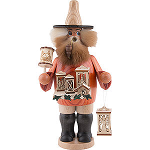 Smokers Professions Smoker - Lantern Salesman - 25 cm / 10 inch