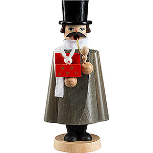 Smokers Professions Smoker - Magician - 18 cm / 7.1 inch