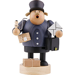 Smokers Professions Smoker - Mail Man - 20 cm / 7.9 inch