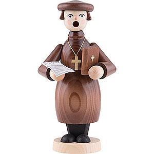 Smokers Famous Persons Smoker - Martin Luther - 18 cm / 7.1 inch