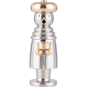 Smokers Famous Persons Smoker - Melchior - Stainless Steel - 15 cm / 5.9 inch