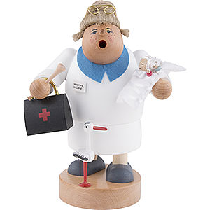 Smokers Professions Smoker - Midwife - 20 cm / 8 inch