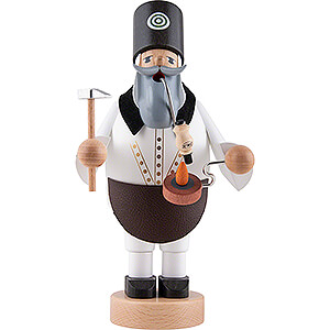 Smokers Professions Smoker - Miner Bricklayer - 20 cm / 7.9 inch