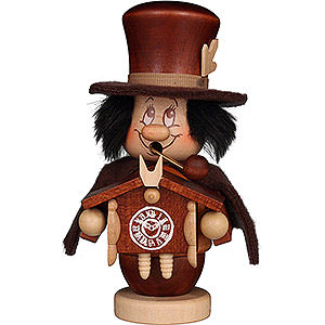 Smokers Misc. Smokers Smoker - Mini Gnome Black Forest Man - 15 cm / 5.9 inch