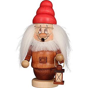 Nutcrackers Famous Persons Smoker - Mini Gnome Boss - 15 cm / 5.9 inch