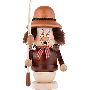 Smokers Professions Smoker - Mini-Gnome Fisher - 14,5 cm / 5.7 inch