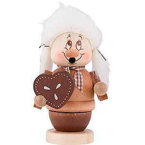 Smokers Famous Persons Smoker - Mini Gnome Gretel - 12,5 cm / 4.9 inch