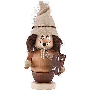 Smokers Famous Persons Smoker - Mini Gnome Hansel - 16,0 cm / 6.3 inch