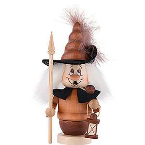 Smokers Professions Smoker - Mini Gnome Nightwatchman - 16,0 cm / 6 inch