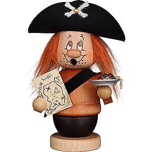 Smokers Misc. Smokers Smoker - Mini Gnome Pirat - 14 cm / 5.5 inch