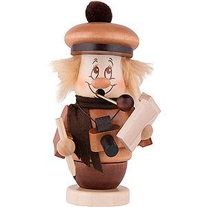 Smokers Professions Smoker - Mini Gnome Reporter - 14 cm / 5.5 inch