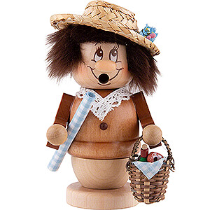 Smokers Hobbies Smoker - Mini Gnome Summer Holiday - 13 cm / 5.1 inch