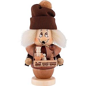 Smokers Professions Smoker - Mini Gnome Toy Salesman - 17 cm / 6.7 inch