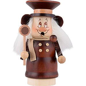 Smokers Professions Smoker - Mini Gnome Train Conductor - 14,0 cm / 5.5 inch