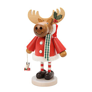 Smokers Animals Smoker - Moose - 18 cm / 7 inch