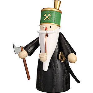 Smokers Professions Smoker - Mountain Gnome Officiant - 14 cm / 5.5 inch