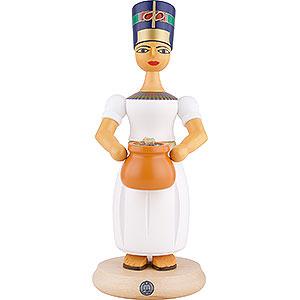 Smokers Famous Persons Smoker - Nefertiti - 30 cm / 12 inch