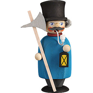 Smokers Professions Smoker - Nightwatchman - 15 cm / 5.9 inch