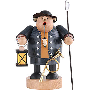 Smokers Professions Smoker - Nightwatchman - 18 cm / 7 inch
