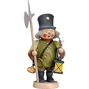 Smokers Professions Smoker - Nightwatchman - 20 cm / 8 inch
