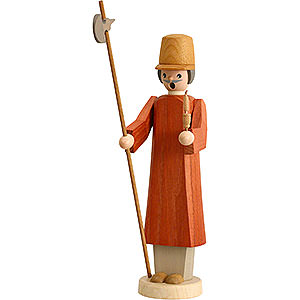 Smokers Professions Smoker - Nightwatchman - 22 cm / 8 inch
