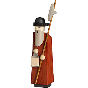 Smokers Professions Smoker - Nightwatchman - Limited Edition - 36 cm / 14.2 inch