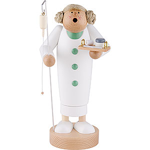 Smokers Professions Smoker - Nurse - 24 cm / 9,5 inch
