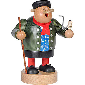 Smokers Famous Persons Smoker - Oberlausitzer - 18cm (7,1inch)