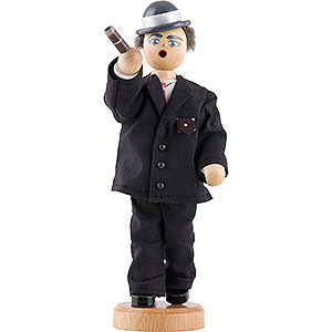 Smokers Famous Persons Smoker - Olsen Gang Egon - 20 cm / 7.9 inch