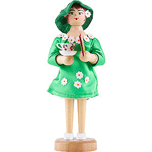 Smokers Famous Persons Smoker - Olsen Gang Yvonne - 20 cm / 7.9 inch