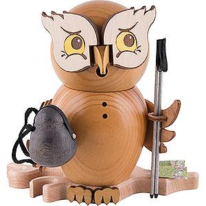 Smokers Hobbies Smoker - Owl Hiker - 15 cm / 5.9 inch